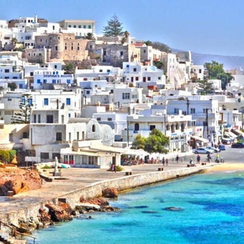 Νάξος: Ο παράδεισος των Κυκλάδων είναι ο ιδανικός καλοκαιρινός προορισμός φέτος!