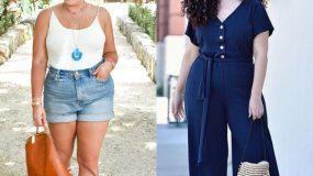 15 μοντέρνα plus size outfits για τον Ιούλιο του 2020 - Διάλεξε το αγαπημένο σου