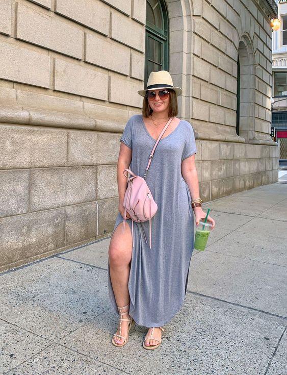 15 μοντέρνα plus size φορέματα για το Καλοκαίρι του 2020!