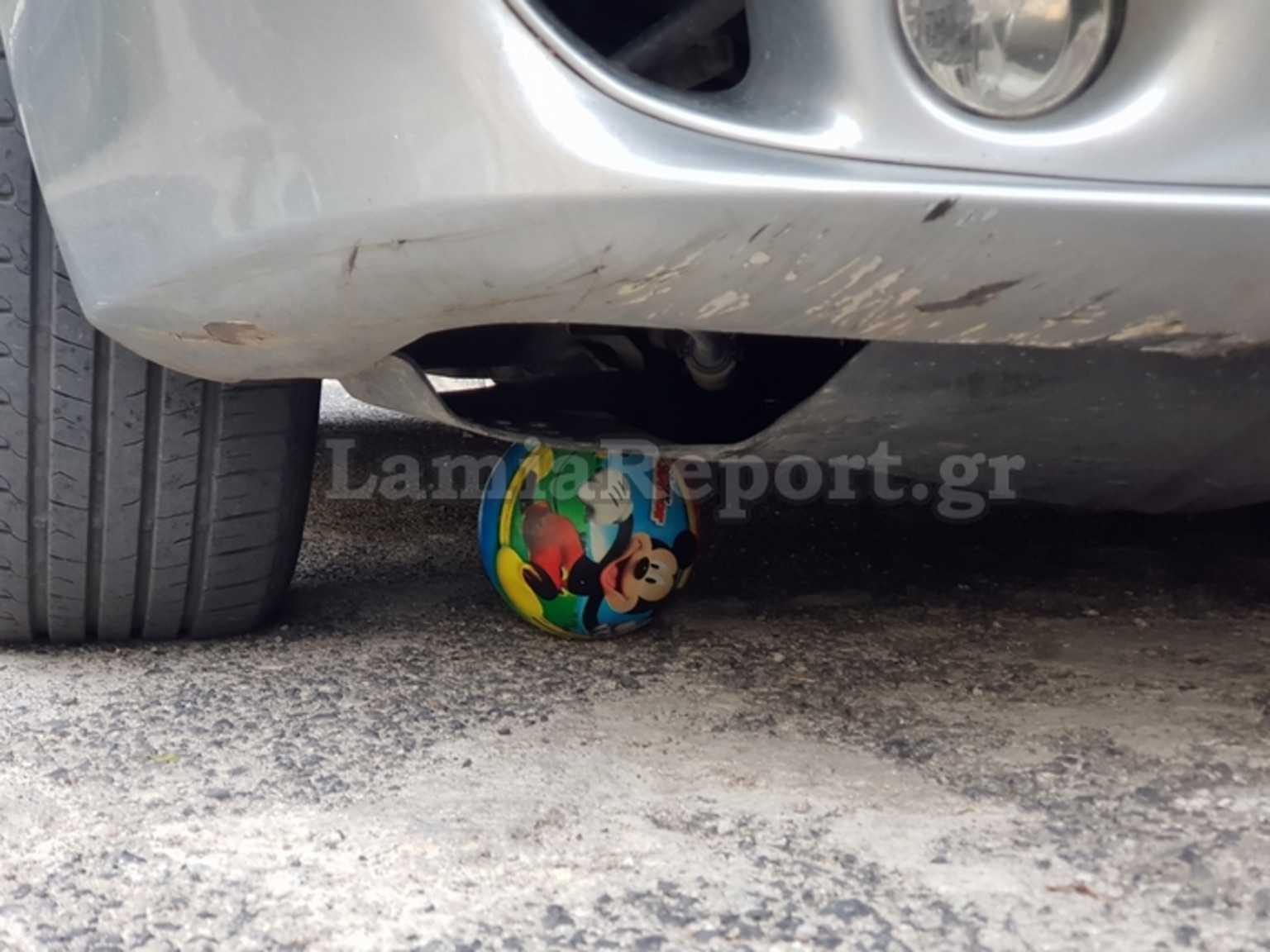 85χρονη οδηγός παρέσυρε με το αυτοκίνητο αγoράκι 5 χρονών (εικόνες)