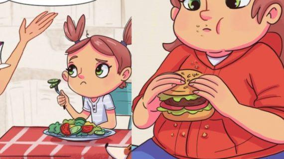 Τα λάθη που κάνουν οι περισσότεροι γονείς & τα παιδιά αποκτούν λάθος διατροφικές συνήθειες