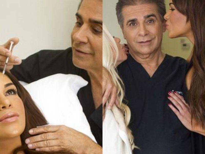 Κι όμως! Μπαμπάς πλαστικός, χειρουργεί τις κόρες του από 10 ετών! Δεν θα πιστέψετε πως μοιάζουν!