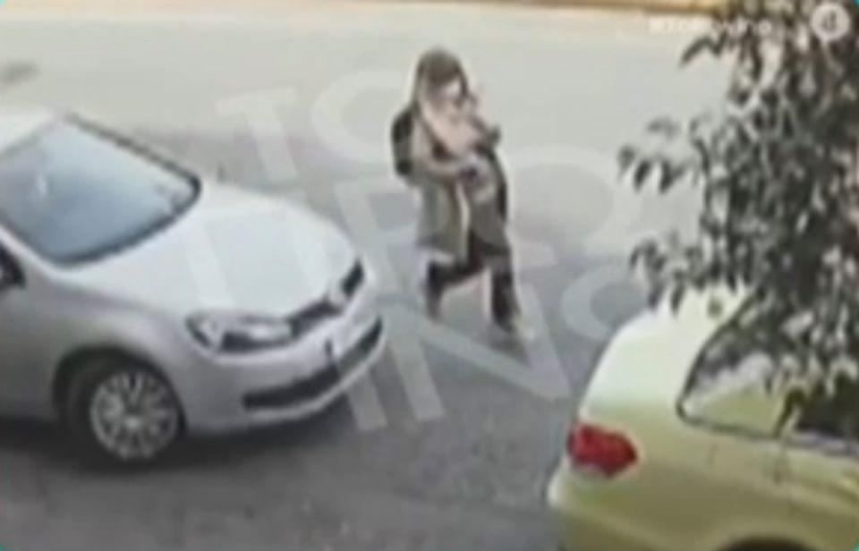 Επίθεση με βιτριόλι: Για πρώτη φορά βίντεο ντοκουμέντο καρέ-καρέ της επίθεσης και μετά