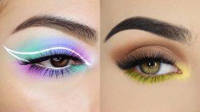 Το Καλοκαίρι του 2020 χρησιμοποίησε τα πιο έντονα χρώματα σκιών στα μάτια! Δες 15 ιδέες που μας εντυπωσίασαν!
