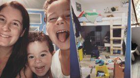 Μητέρα ηρωίδα: Έμεινε άστεγη με τα 2 της παιδιά & έχτισε ένα σπίτι μόνη της από την αρχή!