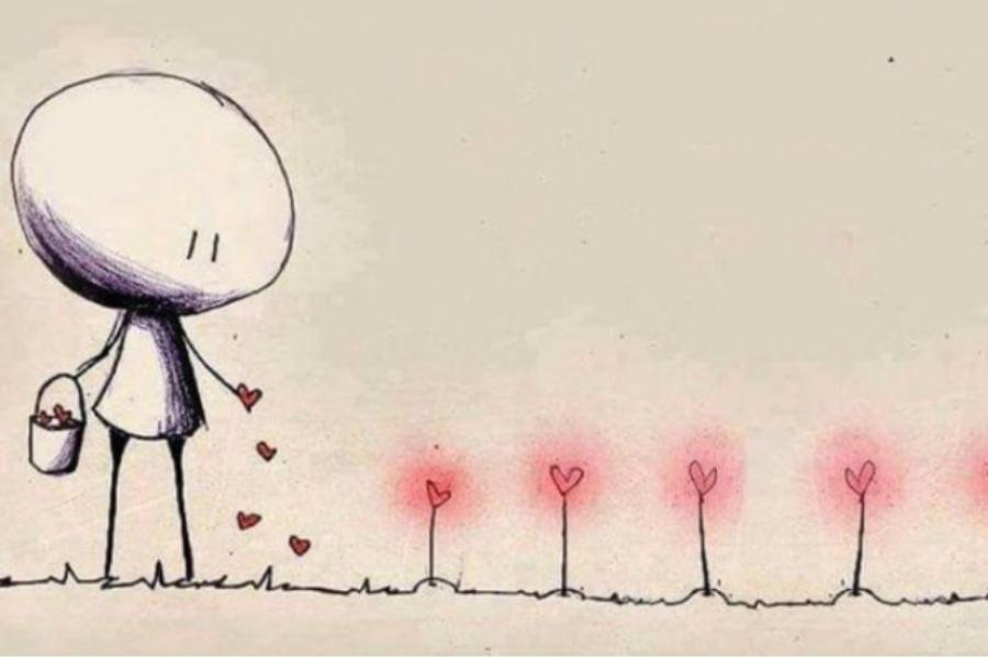 Η αγάπη έρχεται μέσα από τις δυσκολίες - Το ότι κάτι μας ξεβολεύει δεν σημαίνει ότι είναι λάθος για εμάς!