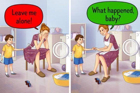 Οι πιο συχνές φράσεις που λέμε Τελείως λάθος στα παιδιά & οι σημαντικές επιδράσεις στην ψυχολογία τους