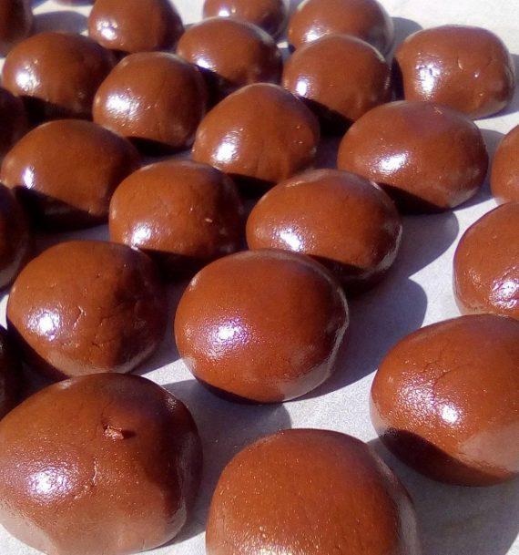 ζύμη από Μεροντομπισκότα γεμιστά πολύ αφράτα με ελάχιστα υλικά