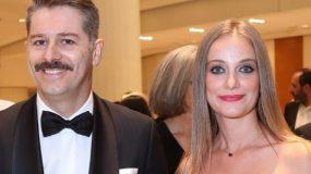 Αλέξανδρος Μπουρδούμης- Λένα Δροσάκη: Παντρεύτηκαν στην Πάτρα! (εικόνες)