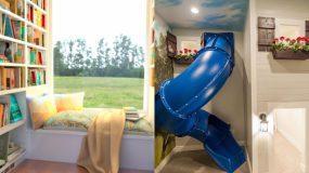 20 μοναδικές ιδέες για να κάνετε το σπίτι σας το αγαπημένο μέρος των παιδιών!