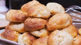 Τα πιο εύκολα τυροψωμάκια με μόνο 3 υλικά- Οικονομική συνταγή & για αρχάριες