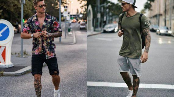 Τα πιο μοντέρνα & εντυπωσιακά αντρικά outfits για το Καλοκαίρι του 2020!