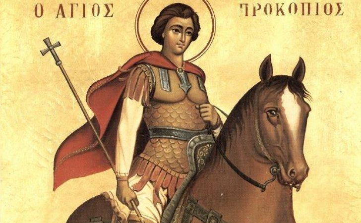 Άγιος Προκόπιος ο Μεγαλομάρτυς: Ο 'Αγιος του γάμου και της προκοπής που μαρτύρησε για τον Χριστό