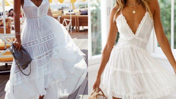 Το ιδανικό ρούχο για τον Ιούλιο του 2020 είναι τα mini & maxi φορέματα!
