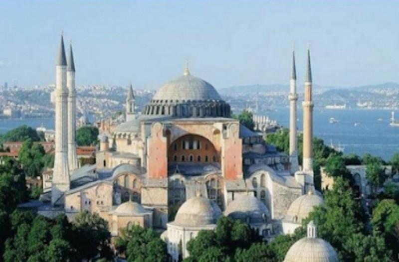 Η Αγία Σοφία γίνεται Τζαμί: Η προφητεία που επιβεβαιώθηκε & κανείς δεν γνώριζε