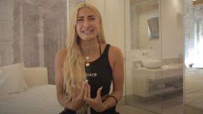 Ιωάννα Τούνη: Με λυγμούς επιβεβαίωσε τη συμμετοχή της στο ροζ βίντεο