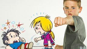Επιθετικότητα στα παιδιά: 7 λύσεις για να την αντιμετωπίσετε & οι συμβουλές ψυχολόγου!