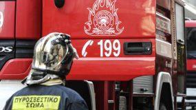 Έκτακτο: Μεγάλη φωτιά στο Λαύριο Εσπευσμένα στο σημείο  ο Νίκος Χαρδαλιάς