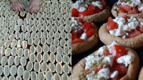 Χάχλες : Παραδοσιακός νησιωτικός τραχανάς
