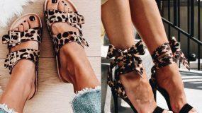 Ακόμη δεν έχεις αποκτήσει τα δικά σου animal print παπούτσια; Σου βρήκαμε 15 καλοκαιρινά σχέδια!