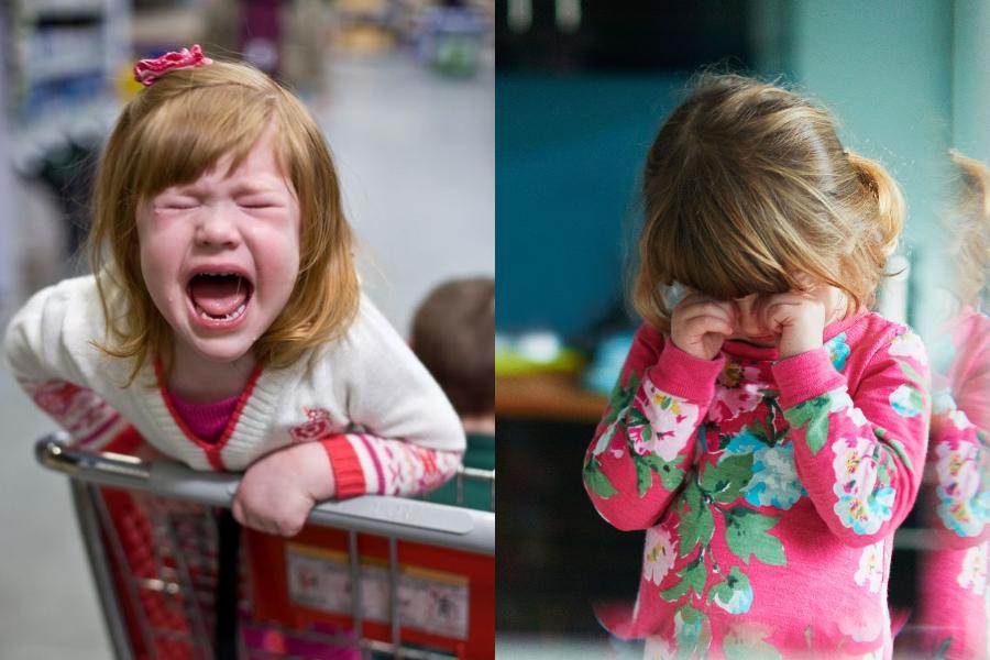 Ξεσπάσματα θυμού στη νηπιακή ηλικία: Τι είναι το tantrum & πως το αντιμετωπίζουμε;