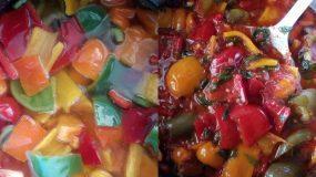 Πως να φτιάξετε σπιτικό τουρσί από πολύχρωμες πιπεριές