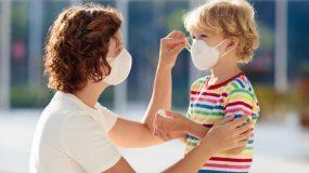 Υποχρεωτική η μάσκα σε παιδιά στο σούπερ μάρκετ
