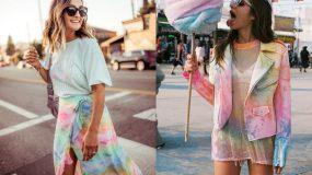 Tie dye outfits για το Καλοκαίρι του 2020! Η πιο χρωματιστή επιλογή για το ντύσιμό σου!