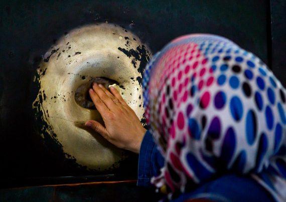 Η «δακρύζουσα κολώνα» στην Αγία Σοφία: Χριστιανοί & Μουσουλμάνοι την θεωρούν θαυματουργή! Ποια είναι η ιστορία της;