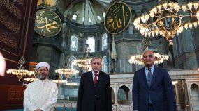 Συμβαίνει ΤΩΡΑ: Η Αγιά Σοφιά γίνεται Τζαμί μετά από 86 χρόνια- Χιλιάδες Μουσουλμάνοι για προσκύνημα-Δείτε Live