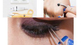 Extensions βλεφαρίδες:Πως να τις φτιάξετε μόνες σας από το σπίτι βήμα βήμα