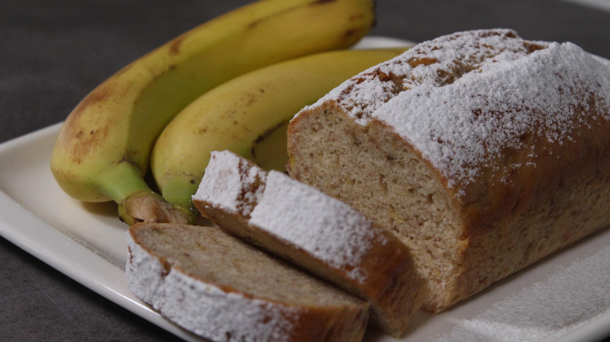 μπανανόψωμο
