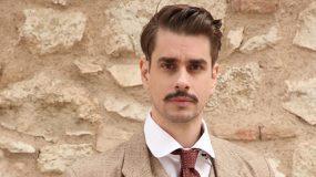 Ο Κερέμ, Θοδωρής Φραντζέσκος από την  σειρά «Κόκκινο Ποτάμι» ξύρισε το μουστάκι του και  παραμένει ένας κούκλος![pics]