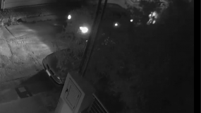 Στέφανος Χίος: Καρέ ντοκουμέντο από την απόπειρα δολοφονίας