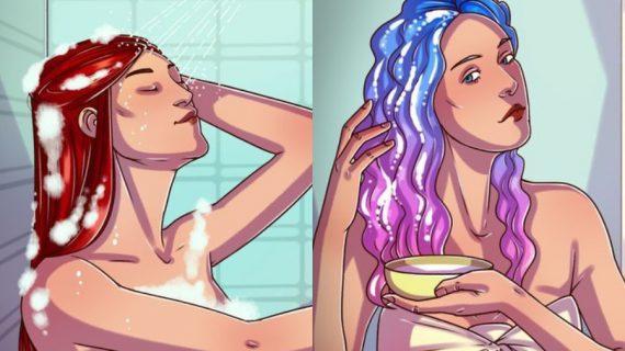 Έτσι θα κάνετε τη βαφή μαλλιών να κρατάει περισσότερο καιρό!