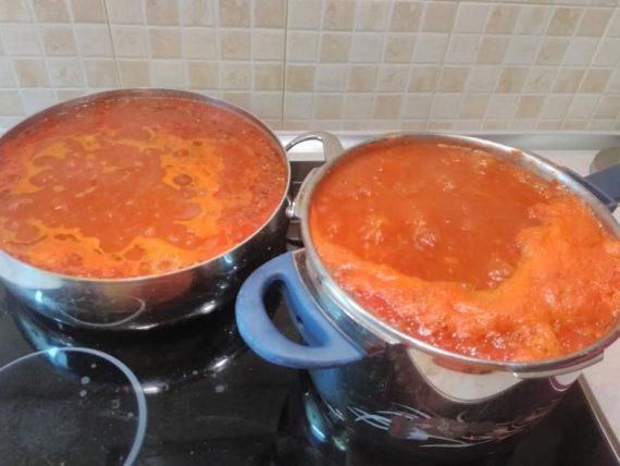 Συνταγή για σπιτική σάλτσα τσίλι!