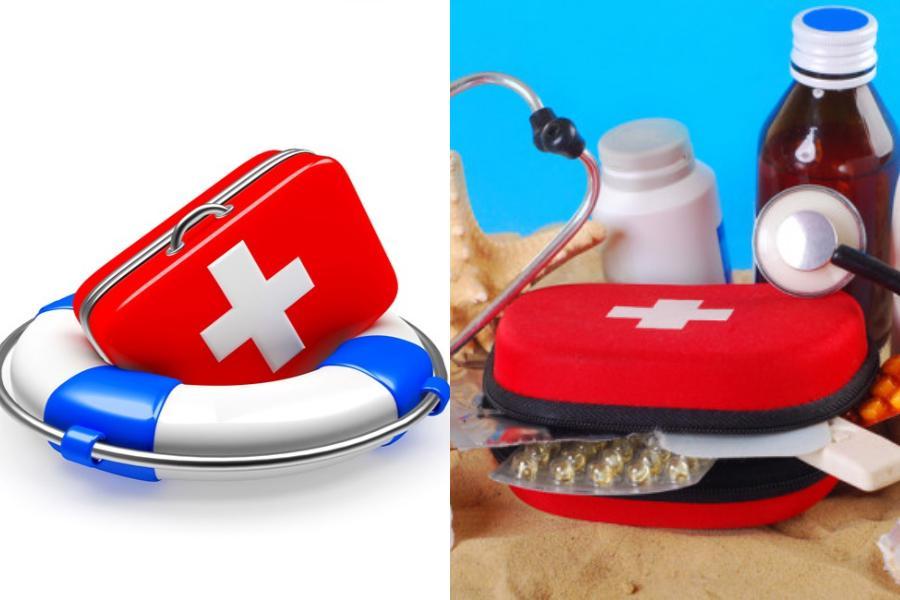 Τα απαραίτητα φάρμακα που πρέπει να έχεις μαζί σου στις διακοπές! Ειδικά αν έχεις παιδιά