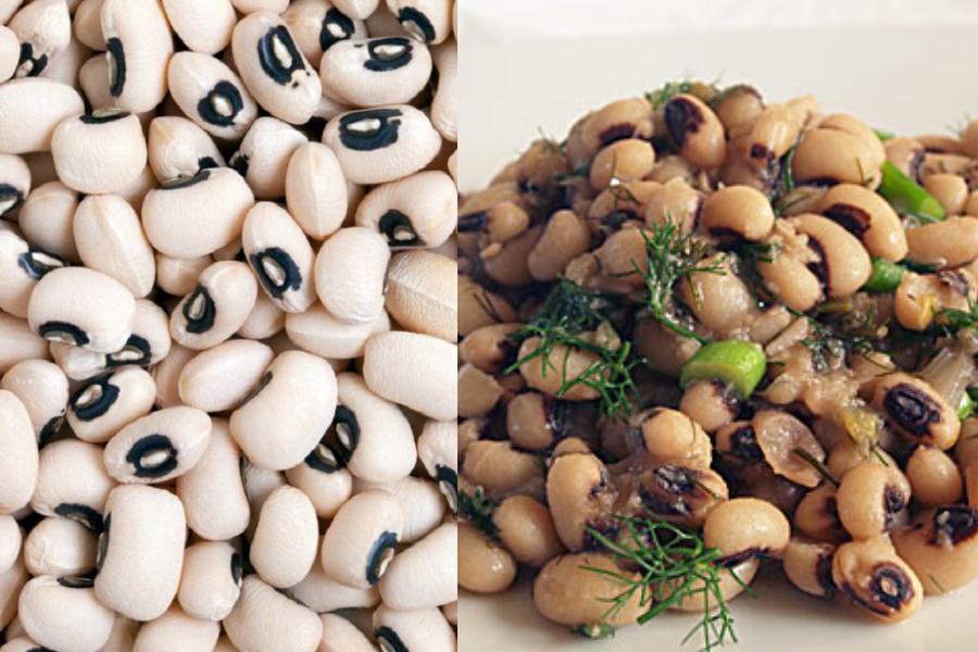 Μαυρομάτικα φασόλια: Ιδανική τροφή για τη μνήμη, την καρδιά & τα μάτια