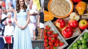 Βρήκαμε το πρόγραμμα διατροφής που ακολουθεί η Kate Middleton & διατηρεί την υπέροχη σιλουέτα της!