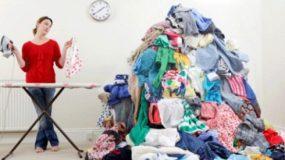 Μια μητέρα 4 παιδιών γίνεται VIRAL βγάζοντας τα ασιδέρωτα της στη φόρα