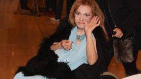 Μαίρη Χρονοπούλου:Οι πρώτες δηλώσεις μετά την έξοδο της από το νοσοκομείο