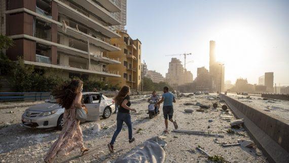 Βηρυτός: Ανεβαίνει συνεχώς ο αριθμός των θυμάτων- Εικόνες αποκάλυψης & βίντεο από  την ώρα της έκρηξης