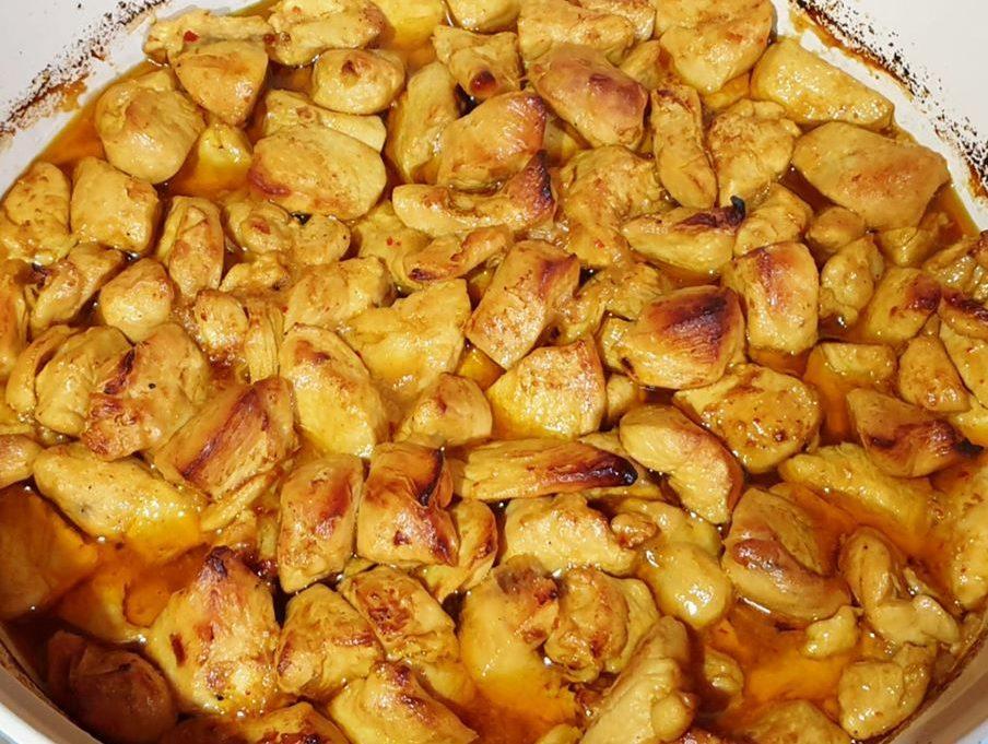 Μπουκίτσες κοτόπουλου μαγειρεμένες σε μπύρα- Το μυστικό για να γίνουν ζουμερές