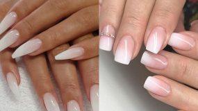 Milky nails: Το πιο σικ και διακριτικό χρώμα του καλοκαιριού στα νύχια