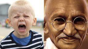 Η μέθοδος της ειρηνικής αντίστασης: Η παιδαγωγική μέθοδος του Μαχάτμα Γκάντι για τα δύσκολα παιδιά