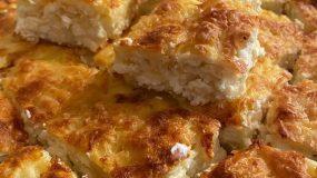 Παραδοσιακή πατσαβουρόπιτα με φύλλο κρούστας όπως την έφτιαχνε η γιαγιά