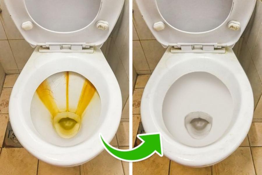 Η σπιτική συνταγή των 30 δευτερολέπτων που θα διατηρήσει το μπάνιο σας αστραφτερά καθαρό!