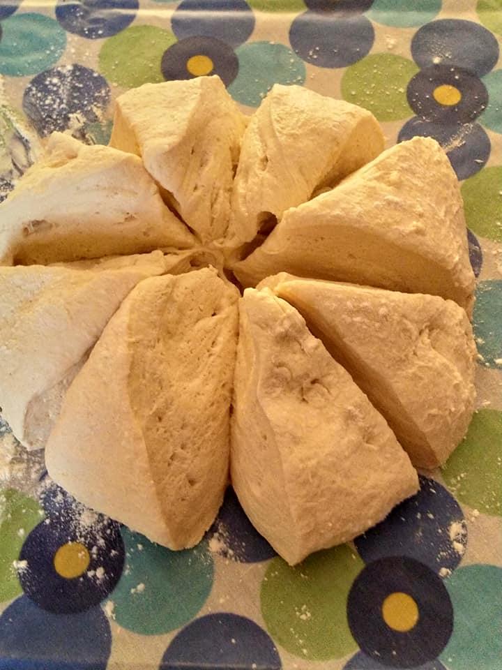 ζύμη για πίτα μαργαρίτα