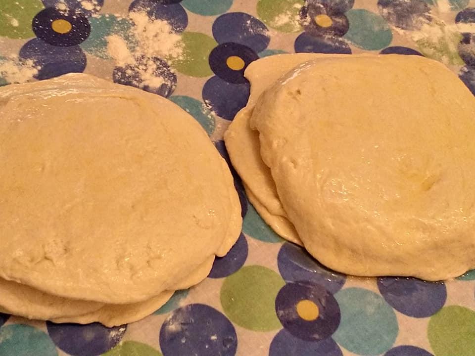 ζύμη για πίτα μαργαρίτα 2