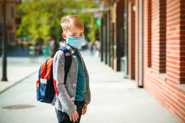 Από ποια τάξη θα είναι υποχρεωτική η μάσκα;